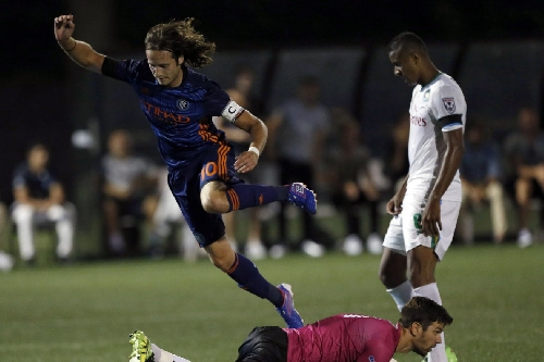 Is Mix Diskerud the fix for FC Dallas?