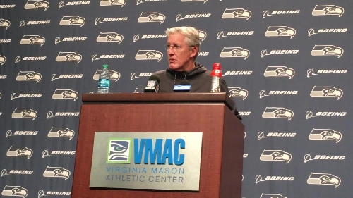 Tom Cable: Seahawks offensive line showed accountability with bounce back against Carolina