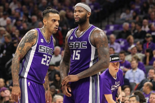 DeMarcus Cousins and Matt Barnes are being sued over their involvement in December 5th nightclub 'brawl'
