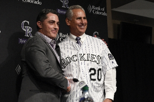 Jeff Bridich's next order of business? Prop up Rockies' bullpen