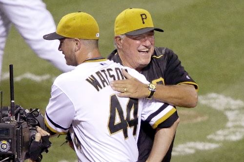Pirates Analysis: Could Tony Watson be on shopping list as teams make pitches for closers?