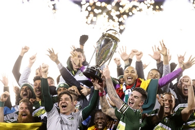 A year later, former Portland Timbers captain Will Johnson is fighting for another MLS Cup