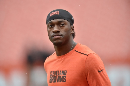 Former Baylor star Robert Griffin III to start for Browns against Bengals