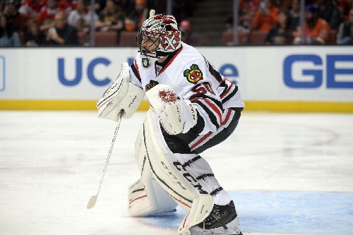 Corey Crawford is the 26th-best goalie IN NHL HISTORY, according to NHL Network