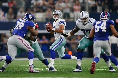 Giants vs. Cowboys: Can Giants defense stop the Dallas running game again?