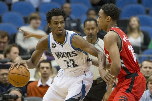 Wolves at Raptors Game Preview
