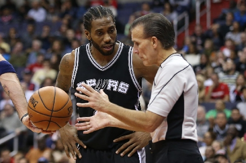 The Spurs are dealing with their growing pains