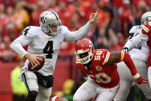 Raiders vs. Chiefs: How to watch Thursday Night Football via live online stream