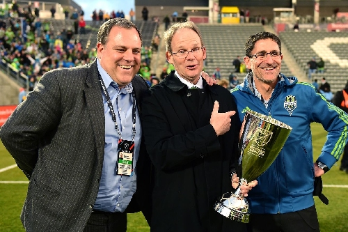 Brian Schmetzer's character helped push sounders to MLS Cup