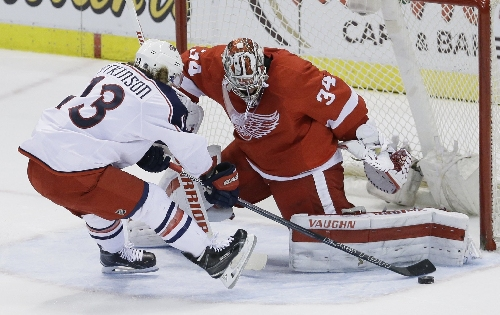 Red Wings need home improvement during key stretch