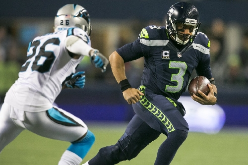 Seahawks QB Russell Wilson pens letter on behalf of Sonics arena project