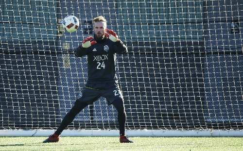 Seattle's Frei returns to where it started facing Toronto The Associated Press