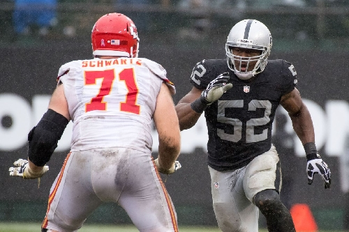 Oakland Raiders at Kansas City Chiefs Stream and Open Thread