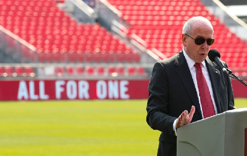 Larry Tanenbaum thrilled TFC battling for MLS Cup