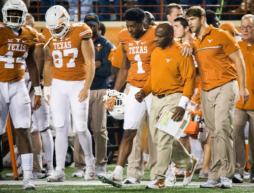 No bowl game for Texas probably helps; why it's not a surprise Charlie Strong is up for other head coach jobs