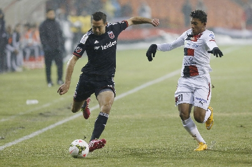 D.C. United looking at Costa Rican forward Jose Ortiz in loan deal?