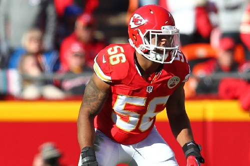 Chiefs' Johnson leaves game vs Raiders with Achilles injury The Associated Press