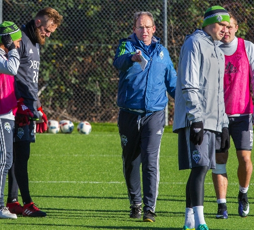 Road to the MLS Cup: Sounders' Brian Schmetzer, Jordan Morris join the podcast