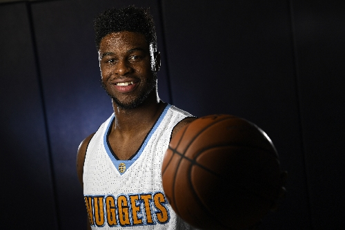 Nuggets' Emmanuel Mudiay is day-to-day with sprained ankle