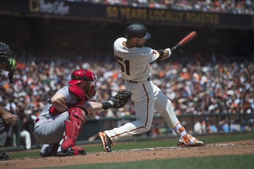 Mac Williamson and Jarrett Parker remind me of another Giants outfielder