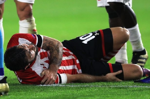 Southampton vs Middlesbrough: Charlie Austin will miss Sunday's game through injury, confirms Claude Puel
