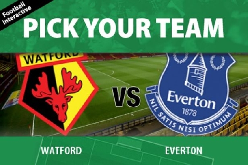How Everton should line up against Watford - 'Drastic times require drastic measures'