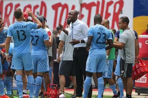 Vieira explains what he must do to succeed Man City boss Guardiola