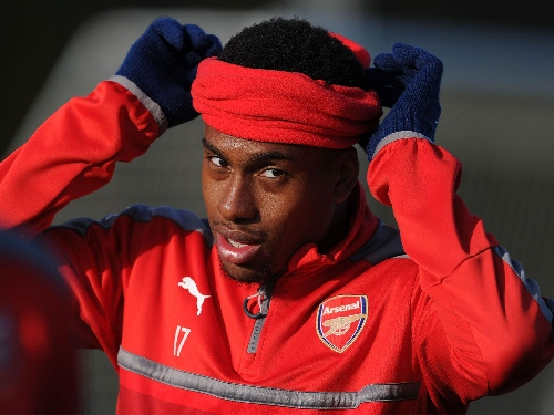 Alex Iwobi: Arsenal youngster on his new-found fame and making the grade at the Emirates
