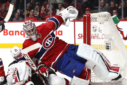Friday Habs Headlines: Carey Price explains the incident with Palmieri