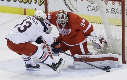 Red Wings vs. Blue Jackets: Columbus is surprise team of NHL