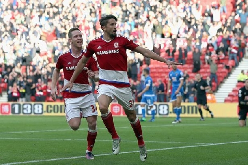 Southampton vs Middlesbrough: Gaston Ramirez looks forward to facing former club - and is confident