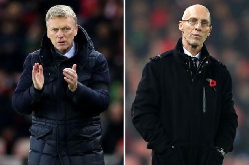 Why Sunderland boss David Moyes insists rival manager Bob Bradley should NOT lose his job