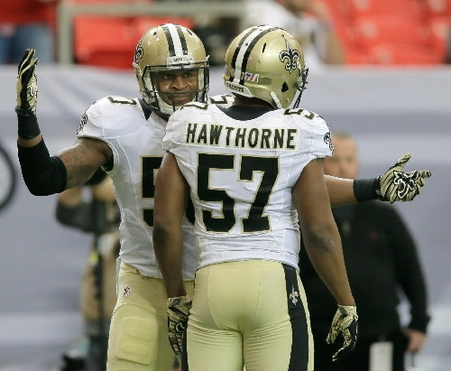 Second chance for Saints' Stephone Anthony could come vs. Bucs, and more First-and-10 tidbits