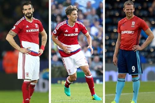 Aitor Karanka explains Boro injury worries over Gaston Ramirez, Alvaro Negredo and Jordan Rhodes
