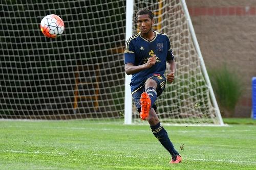 Trusty, Jones receive U.S. U20 call-ups
