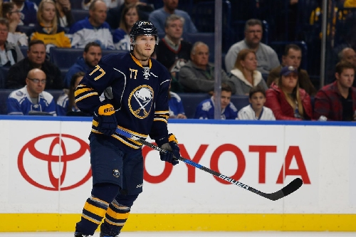 Sabres' walking wounded back on the ice