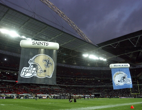 NFL to announce start times for Saints, 3 other London games Tuesday