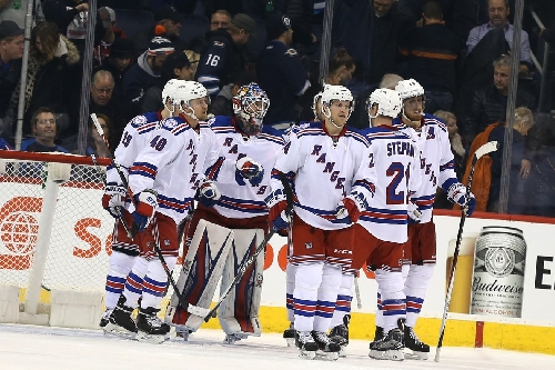 Rangers Vs. Jets: Baby Rangers Beat The Real Jets