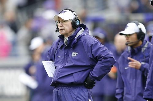 Bill Snyder is just now remembering Texas A&M