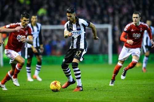 Ayoze Perez out of Birmingham clash but four players battling for two places in attack