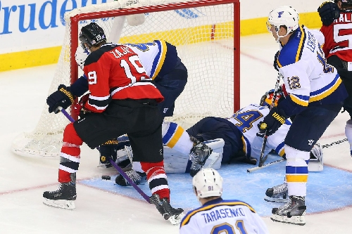 St. Louis Blues At New Jersey Devils GameDay Storystream