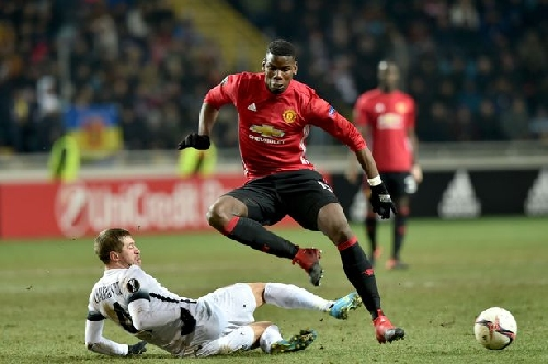 The Manchester United player Pogba says Mourinho HAS to pick