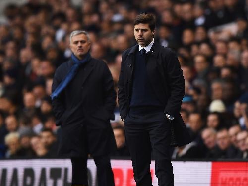 Manchester United vs Tottenham: Yesterday's man Jose Mourinho faces the future's Mauricio Pochettino
