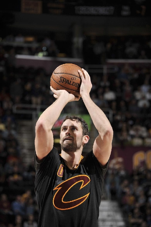 Cavs' Love, Smith questionable against Heat with injuries The Associated Press