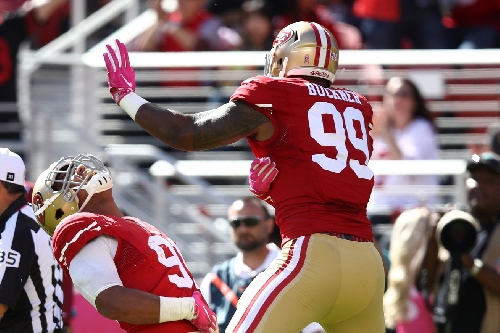ESPN ranking of Top 25 under 25 talent includes no 49ers