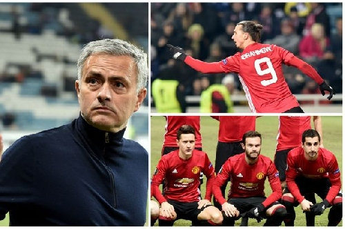 Manchester United manager Jose Mourinho is close to finding his best team