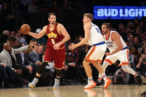 Kevin Love, J.R. Smith questionable vs. Heat
