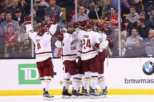 PREVIEW: Boston College Hockey at Notre Dame