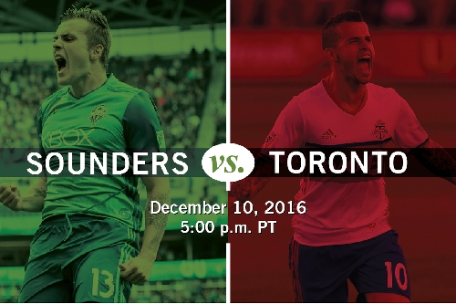 By the numbers: Seattle Sounders v. Toronto FC