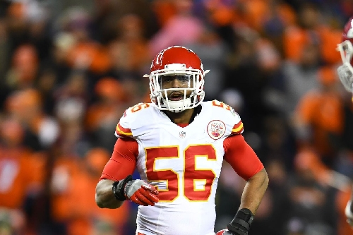 "Chiefs want Derrick Johnson to stick around this year as a ""coach"""
